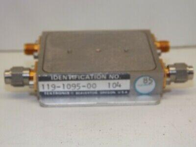 Tektronix 492 Spectrum Analyzer Power Divider 119-1095-00 Assembly.
