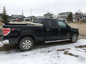 2011 FORD F-150 XTR PACKAGE