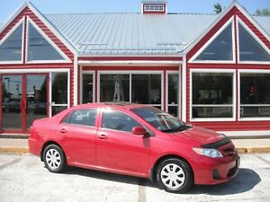 2013 TOYOTA COROLLA SUNROOF AUTO AIR HEATED SEATS BLUETOOTH CRUI