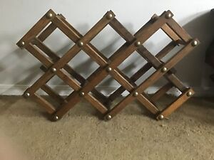 Small Wine Rack For Sale