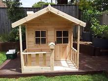 Bargain timber cubby house factory 2nd, new in box.5 available Kingswood Penrith Area Preview