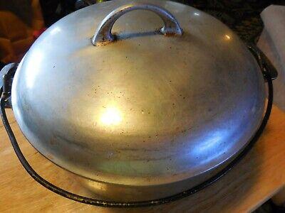 griswold no. 9 aluminum dutch oven