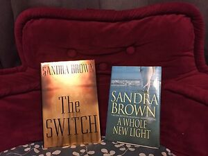 Sandra Brown Collection (Hard Cover)