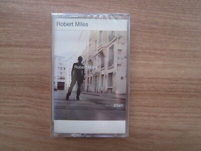 Robert Miles - 23am Korea Edition Sealed Cassette Tape BRAND NEW