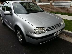 2003 Volkswagen Golf 2.0 sport automatic Auburn Auburn Area Preview