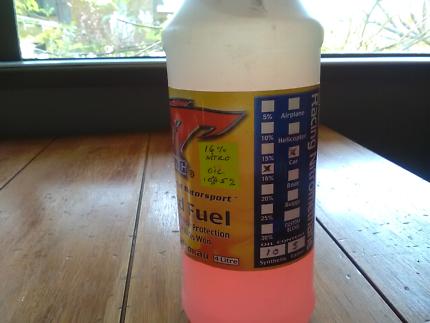 "Race Fuel 16% nitro ""Price Drop"""