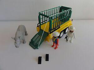 Playmobil-vintage-Safari-nr-3529-Safari-beduinen-ngorongoro-complete-set
