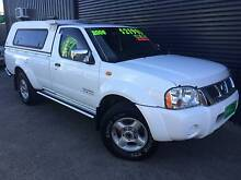2006 Nissan ST-R Turbo Diesel, 4x4, Low K, Best Example *$18,880 Currumbin Waters Gold Coast South Preview