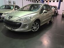 2008 Peugeot 308 XSE, Immaculate Throughout, Low Kilometres Ingleburn Campbelltown Area Preview