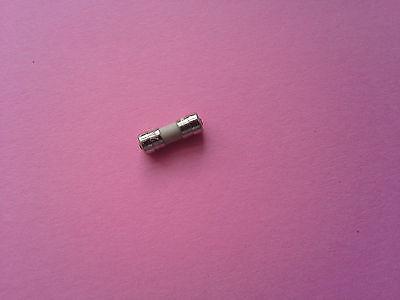 2 x Mini-Feinsicherung / Glassicherung / Fuse  3,6 mm x 10 mm 2 A, 250 V träge