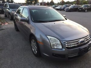 2007 FUSION FOR SALE SAFETIED ETESTED