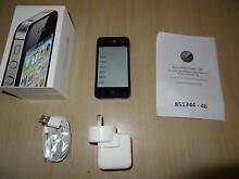 IPHONE 4S UNLOCKED WITH WARRANTY Stepney Norwood Area Preview