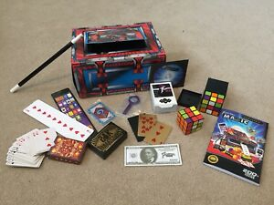 Magic Set with 200+ tricks with instructional DVD and book