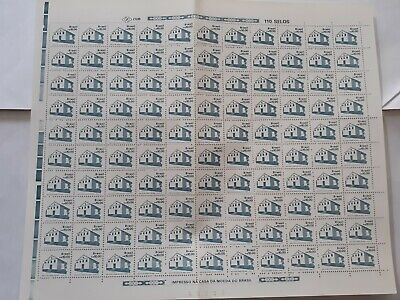 Brazil and Togo Sheet Stamps. Over $684.00 CV.