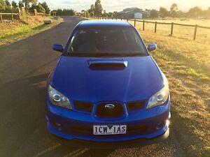 Subaru Impreza Wrx 2006 hawkeye AWD Roxburgh Park Hume Area Preview