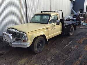 Jeep j30 ute truck 4x4 chev Ballan Moorabool Area Preview