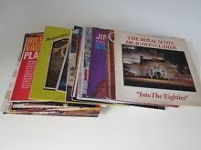 """12"""" vinyl records ( 32 miscellaneous ) Kingsley Joondalup Area Preview"""