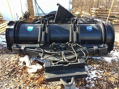 10 X 36 Everest Rhs Stainless Steel Reversible Full Trip Snow Plow