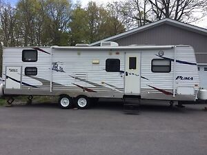 2009 puma  travel trailer for sale