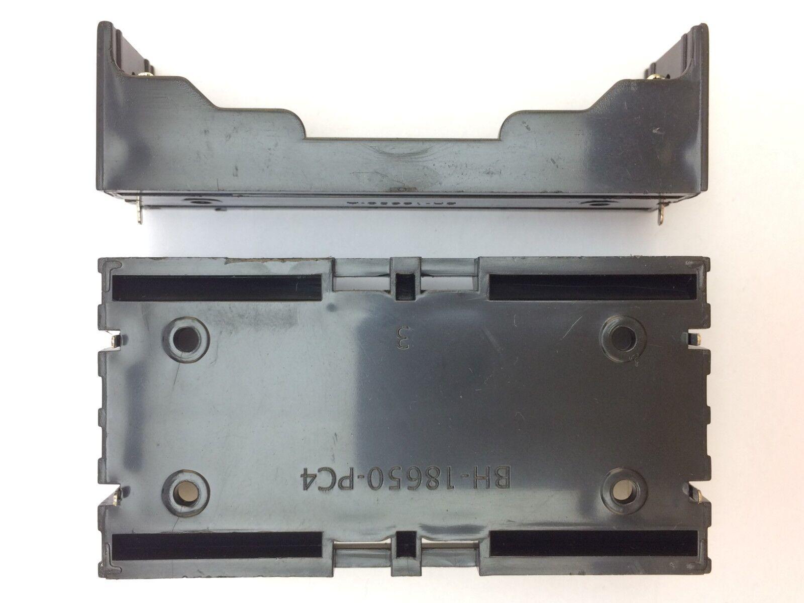 Batteriehalter für 18650 Batterie   Through Hole   Akku,Li-Ionen,Leiterplatte