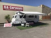 2010 Jayco Discovery 17' Pop Top with Shower Toilet Hampstead Gardens Port Adelaide Area Preview