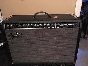 Fender Supersonic 60 1x12 all tube combo