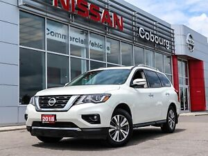 2018 Nissan Pathfinder SL Premium Advanced Safety Feautres FR...