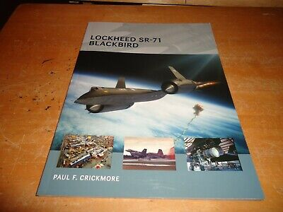 @@@ LOCKHEED SR-71 BLACKBIRD OSPREY AIR VANGUARD BRAND NEW @@@