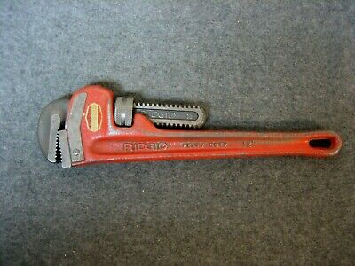 LOT OF 2 NEW Pittsburgh Pipe Wrench 18 in Monkey Aluminum High Steel Jaws