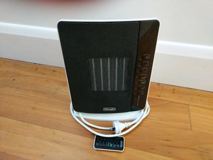 DeLonghi portable ceramic fan heater