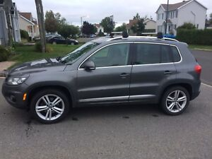 Vw Tiguan 2013 Highline 4 motion