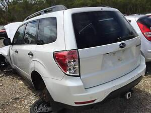 WRECKING FRONT SAMSHED SUBARU FORESTER 2010 MODEL Willawong Brisbane South West Preview