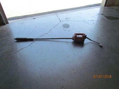 Wacker Concrete Vibrator Assy