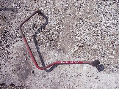 International Farmall 656 Rc Hydro Tractor Ih Hydraulic Line Tube