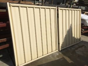 Colourbond Gates $100 pair Campbellfield Hume Area Preview