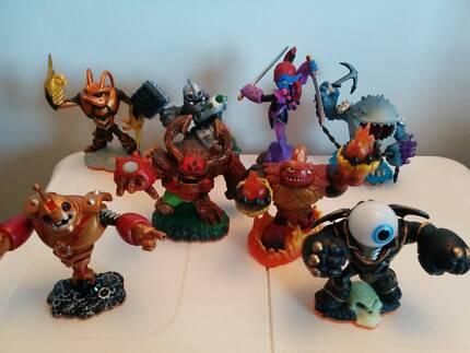 Skylanders Giants - 25 figures - from $3 each Hawthorn Boroondara Area Preview
