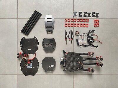 Steadidrone Q4AD ARF + Q4AD Frame Kit + Extras, 3DR Quadcopter Drone