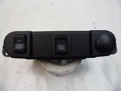 OEM 01-05 Chrysler PT Cruiser Dashboard Rear Wiper/Defrost Control Panel Switch