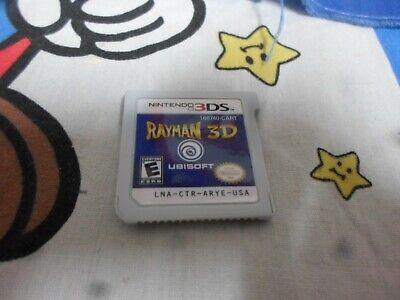 Nintendo 3DS - RAYMAN 3D Game