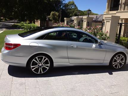 2013 Mercedes Benz E250 Coupe