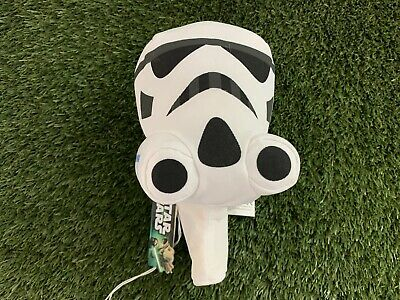 Hornungs Star Wars Storm Trooper Hybrid Putter Head Cover HC White Black New!! Hybrid Putter Headcovers