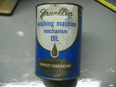 Used, FRANKLIN WASHING MACHINE MECHANISM OIL FOR AUTOMATIC  & WRINGER MACHINES  for sale  Shipping to Nigeria