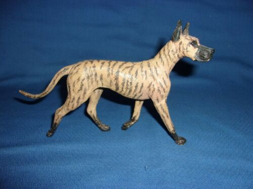Breyer Companion Animal Brindle GREAT DANE Dog figurine retired