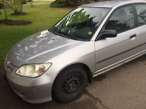 2004 Honda Civic for parts