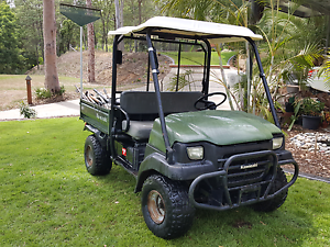 Kawasaki Mule 3010 4x4 Whiteside Pine Rivers Area Preview