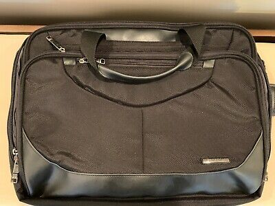 Samsonite MA2417 04 Business Laptop Bag Notebook Carrying Case 14-17""