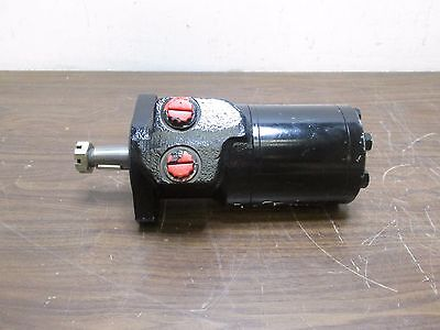 White Drive Hydraulic Motor Sn36416an2k 117260.00017395-1 71442728 New