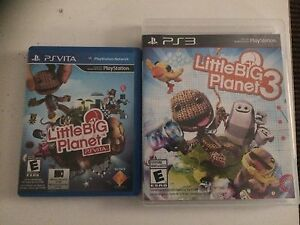 Little Big Planet games