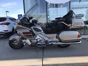 2003 Honda Goldwing GL1800A One Owner. Dealer Serviced