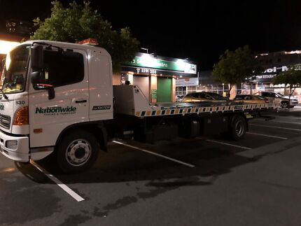Tow Truck Driver Wanted Parkinson Brisbane South West Preview